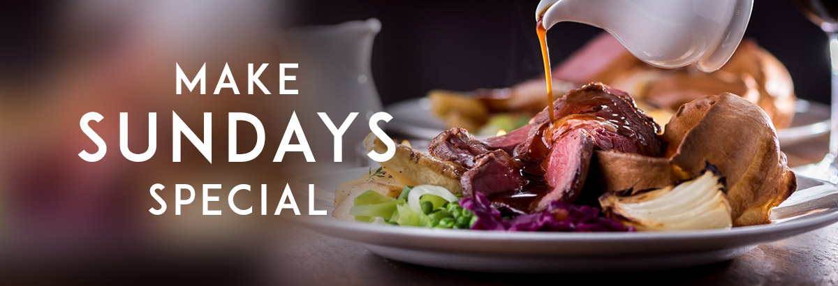 Special Sundays at The Drapers Arms